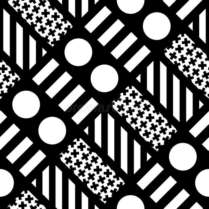 Download Buntes Mutiges Helles Nahtloses Muster Stock Abbildung - Illustration von druck, graphik: 90225376