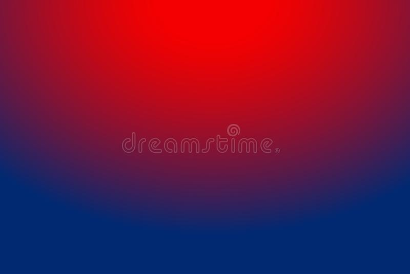 Buntes Zusammenfassungs-Rot zum Marine-Blau-Steigungs-Hintergrund für Ihr Grafikdesign lizenzfreies stockfoto