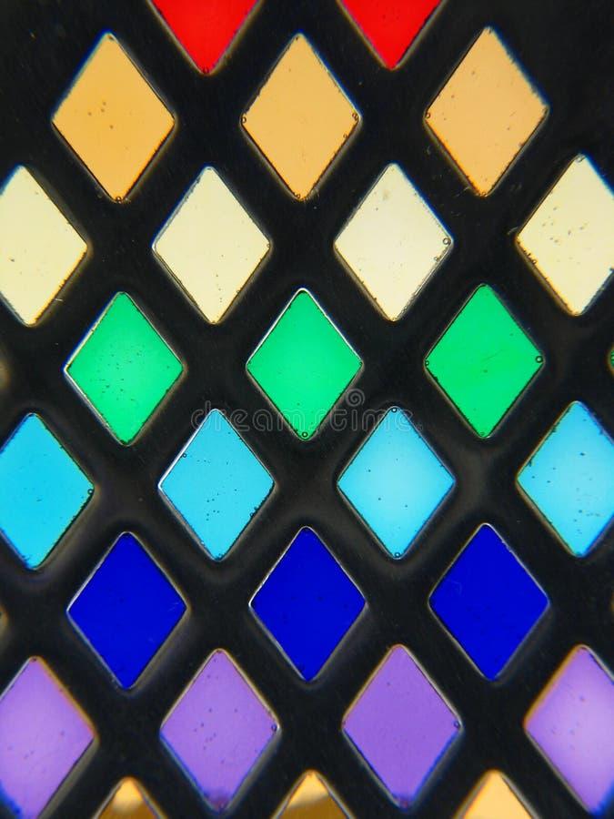 Buntglas lizenzfreie stockfotografie