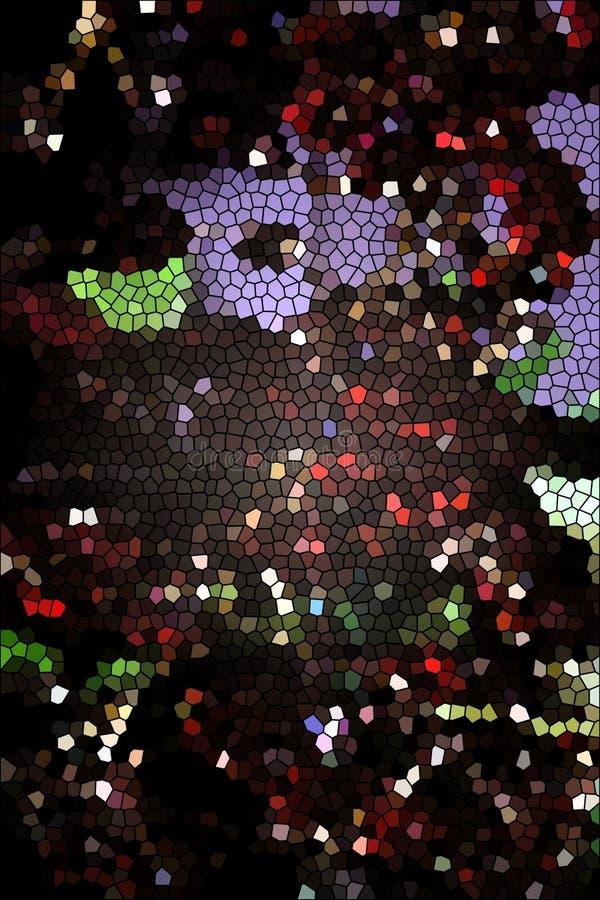 Download Buntglas stockbild. Bild von kaleidoskopisch, arty, aufwendig - 48003