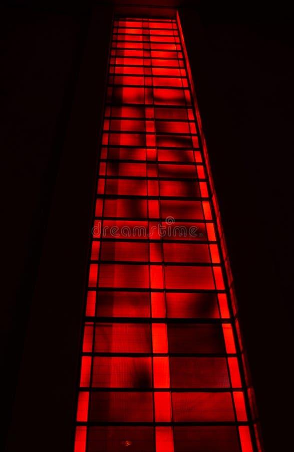 Buntglas-Fenster stockfotos