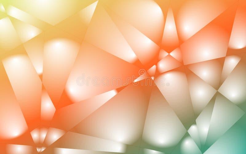 Buntglashintergrund lizenzfreie stockfotografie