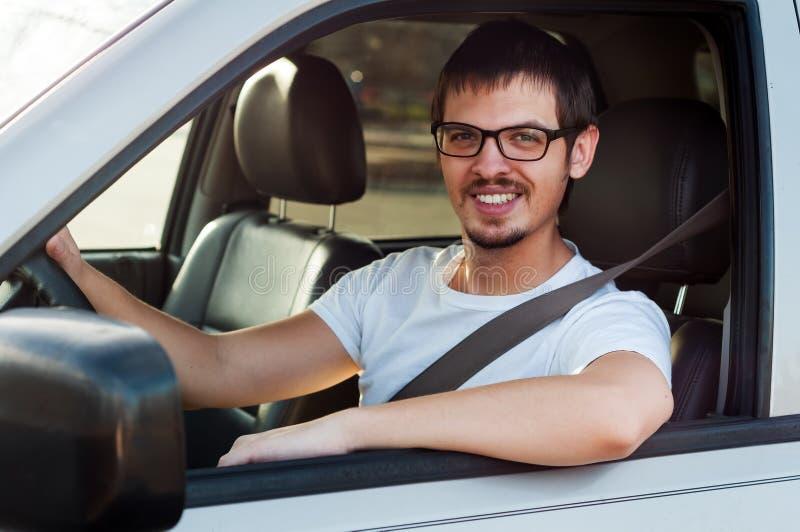 Buon driver fotografia stock libera da diritti