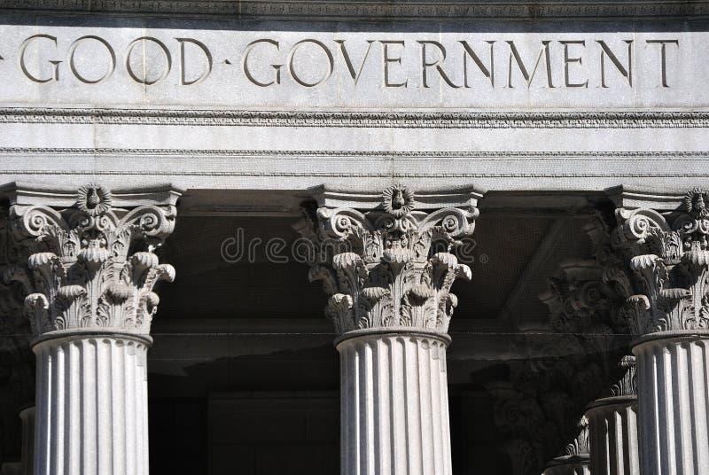 Buon governo fotografia stock