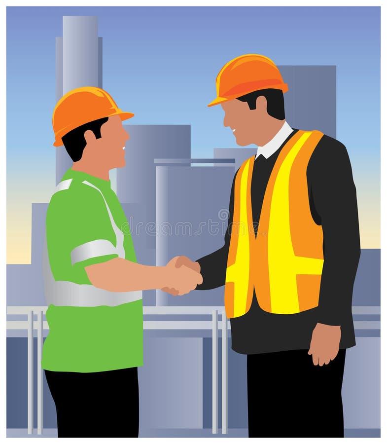 Buon job royalty illustrazione gratis