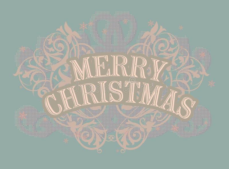 Buon Natale illustrazione di stock