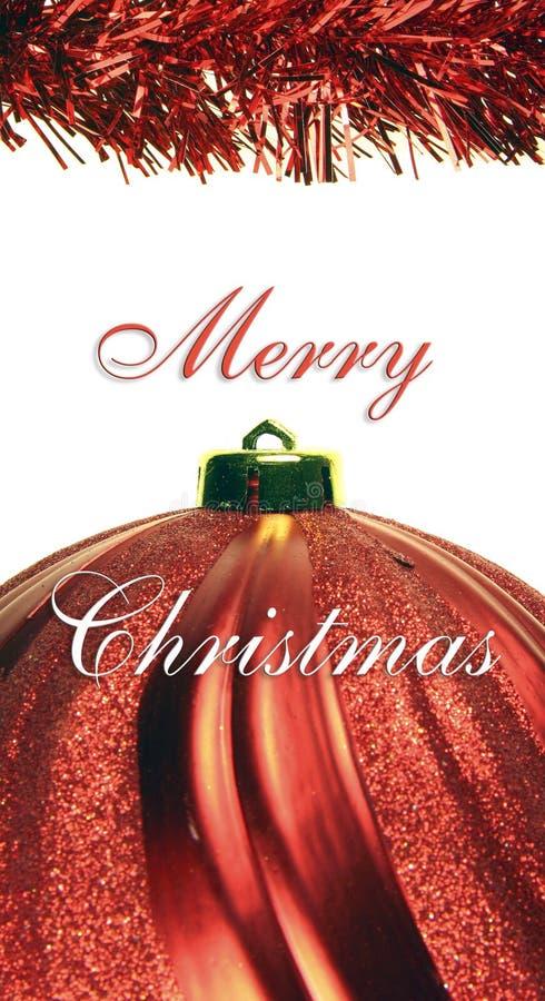 Download Buon Natale fotografia stock. Immagine di saluto, stagione - 7303888