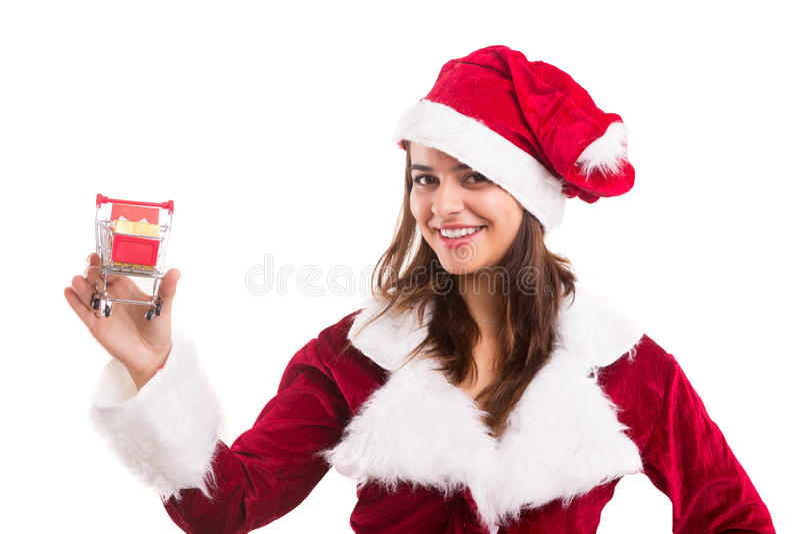Buon Natale allegro! fotografie stock