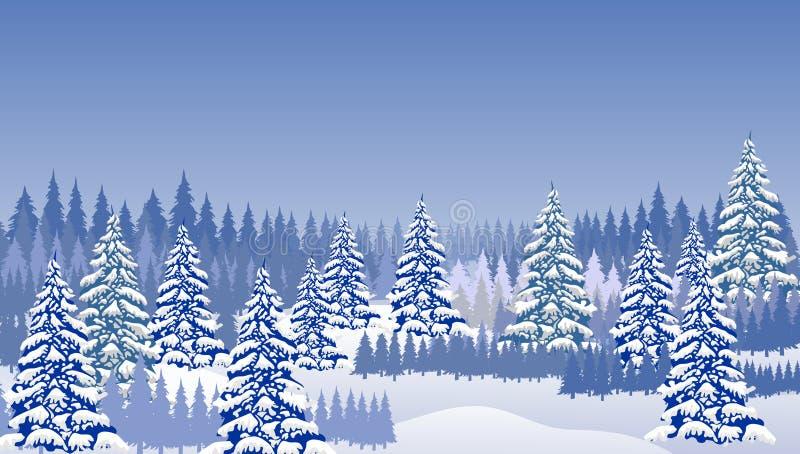 Buon Natale di vettore e concetto astratti del buon anno, carta da parati del fondo illustrazione di stock