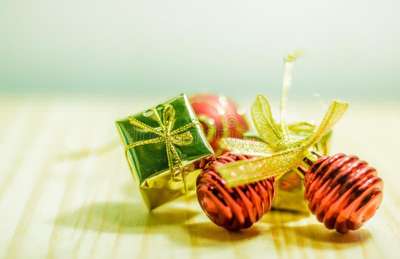 Buon Natale e buon anno fotografie stock libere da diritti