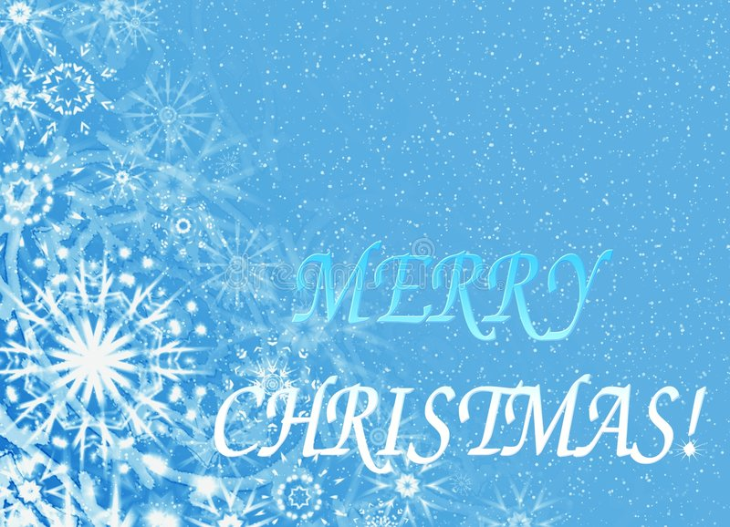 Buon Natale. Scheda royalty illustrazione gratis
