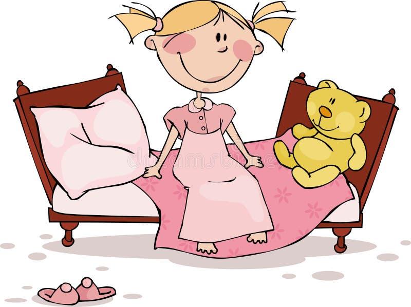 Buona notte royalty illustrazione gratis