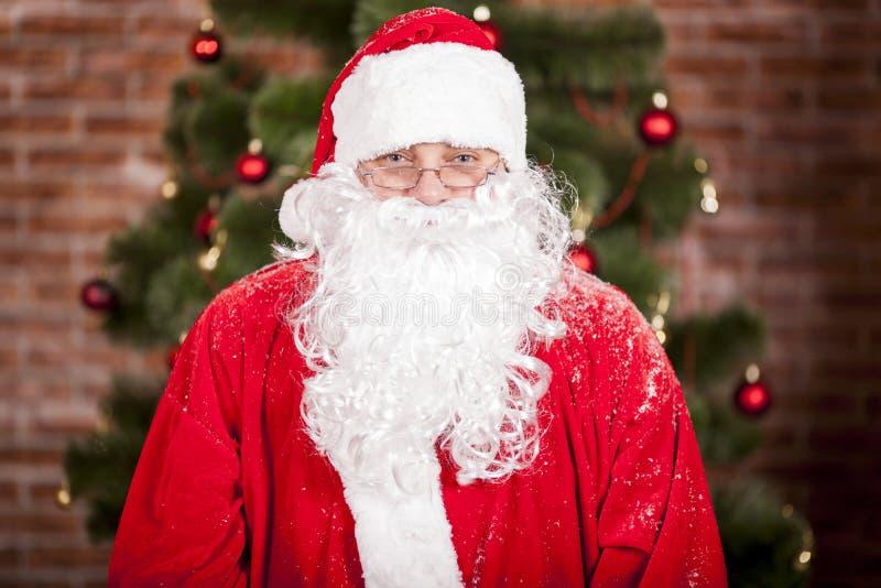 Buona Santa Claus fotografia stock libera da diritti