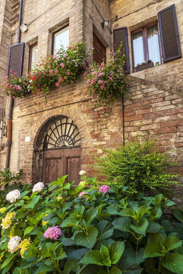Buonconvento (Siena, Tuscany) Stock Photos