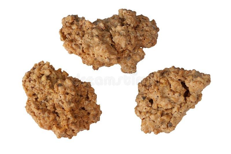 Buoni de Brutti mA - biscuits toscans photo stock