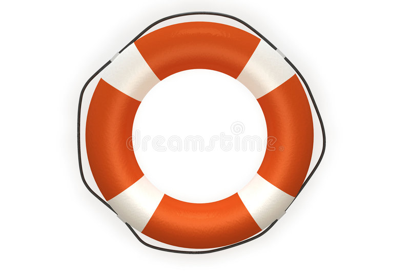 Download Buoy stock illustration. Image of isolated, round, rendered - 2075943