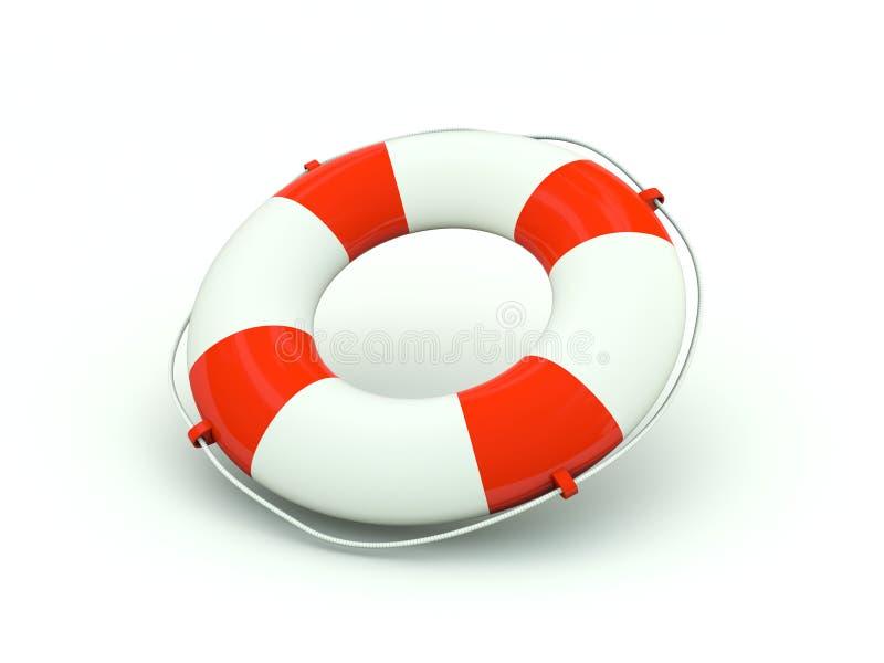 Download Buoy o ícone ilustração stock. Ilustração de natação - 16862713