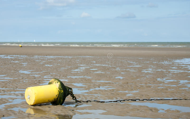 Download Buoy stock photo. Image of seaside, clue, sand, beach - 39513710