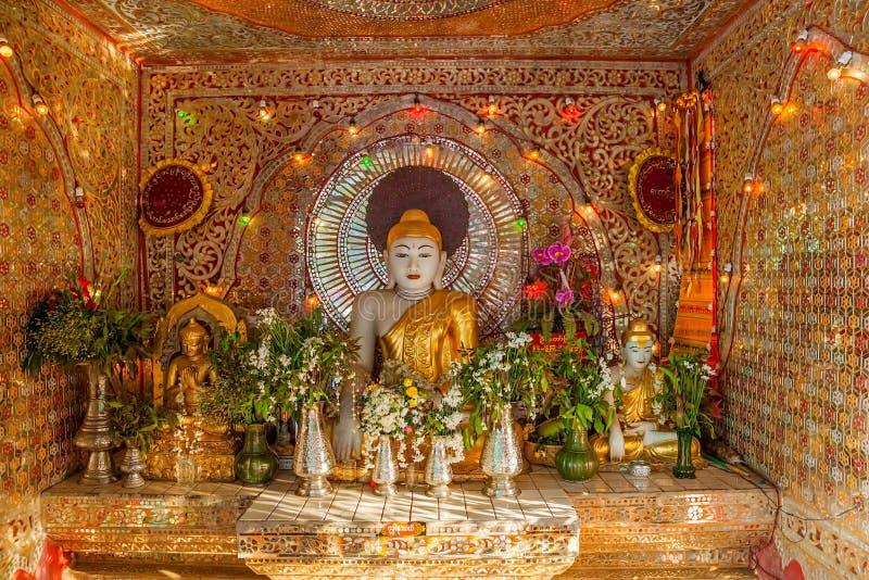 Bupaya - Bagan стоковые изображения
