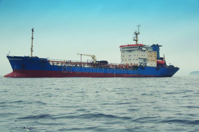 Buque de petróleo imagen de archivo