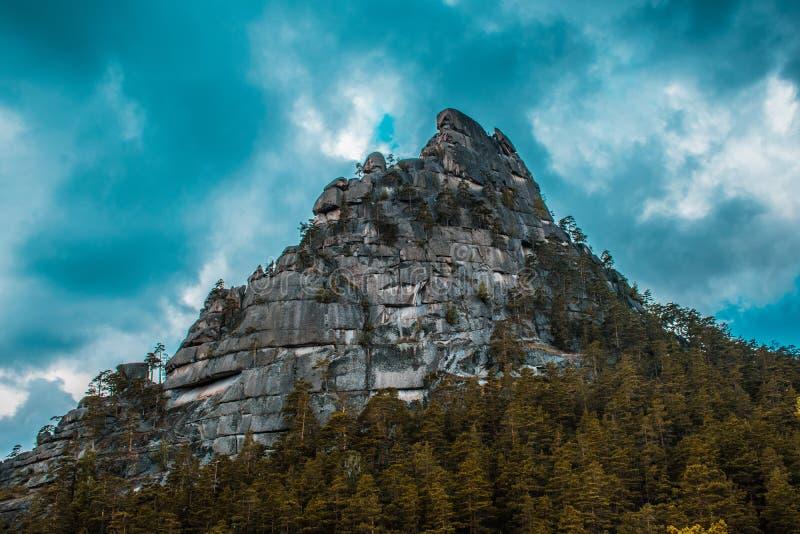 Burabay Mount royalty free stock image