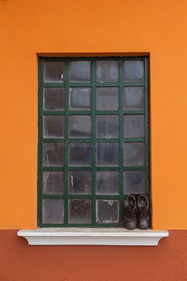 Burano,威尼斯,意大利 免版税库存图片