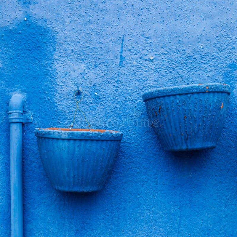 Burano, Венеция, Италия стоковые фотографии rf