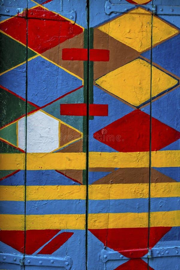 Burano, Italië royalty-vrije stock afbeelding