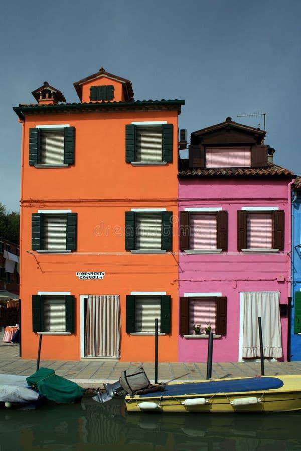 burano italy fotografering för bildbyråer
