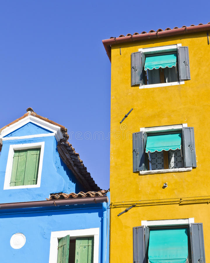 Download Burano, Venezia Italy stock image. Image of tourism, shutter - 22378941