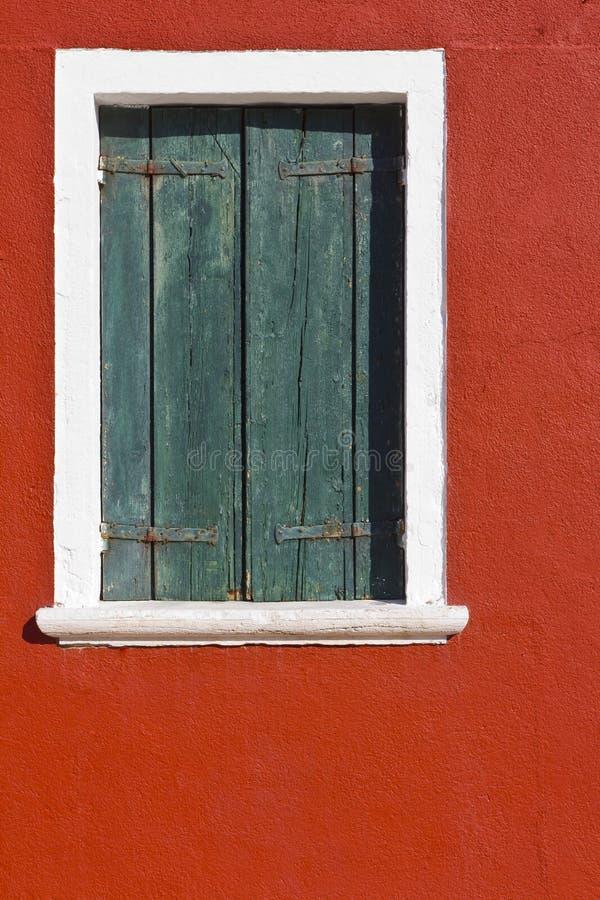 Download Burano, Venezia Italy. Window Shutters, Closed. Stock Photo - Image: 22378960