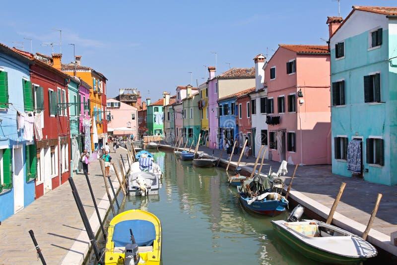 Download Burano Venice editorial stock image. Image of burano - 34552539
