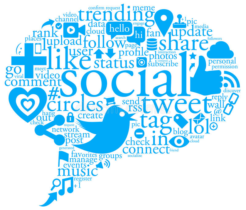 Burbuja social de la charla