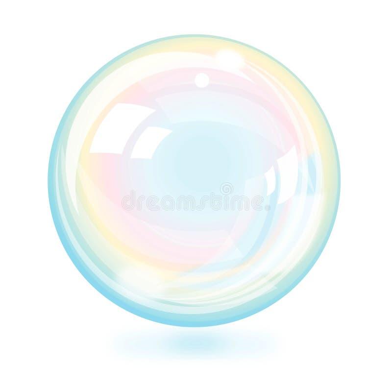 Burbuja transparente libre illustration