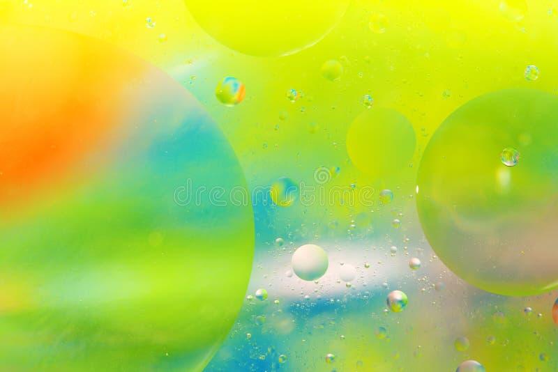 Burbujas del verano imagen de archivo