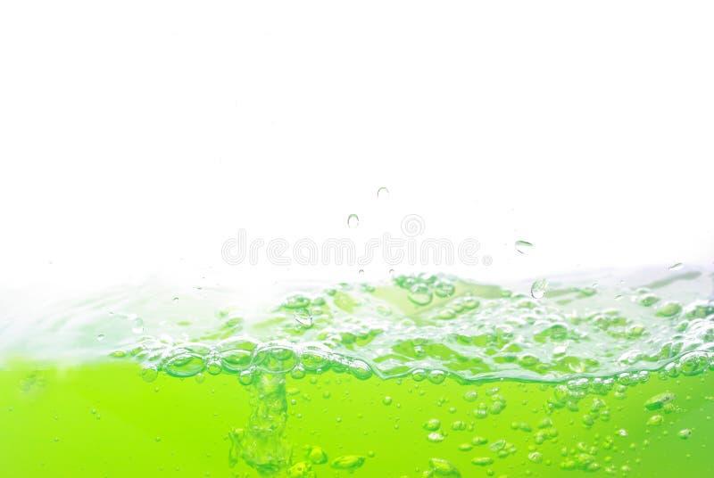 Download Burbujas en agua foto de archivo. Imagen de alto, medicina - 7287624