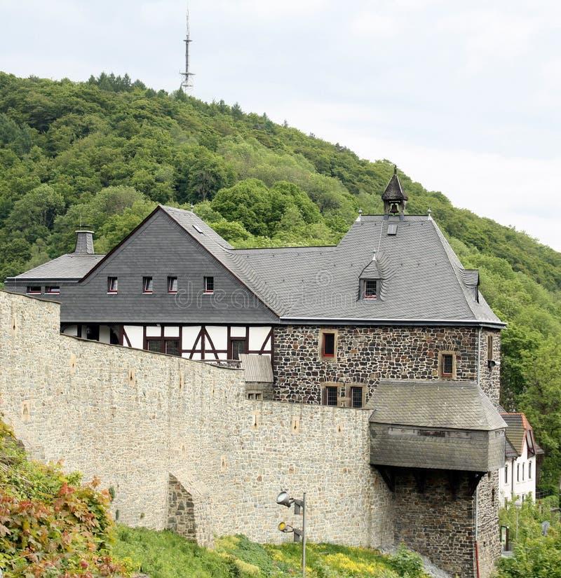 Burch Altena alemania foto de archivo libre de regalías