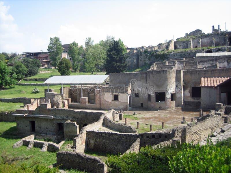 burdele Pompei zdjęcia royalty free