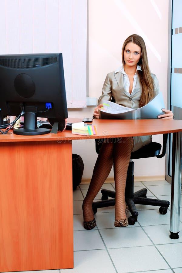 Bureau stock foto
