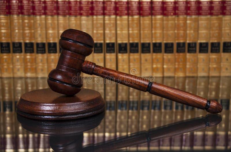 Bureau d'avocat image stock