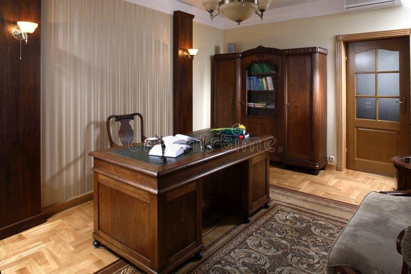 bureau d 39 avocat image stock image du conseils int rieurs 4350161. Black Bedroom Furniture Sets. Home Design Ideas