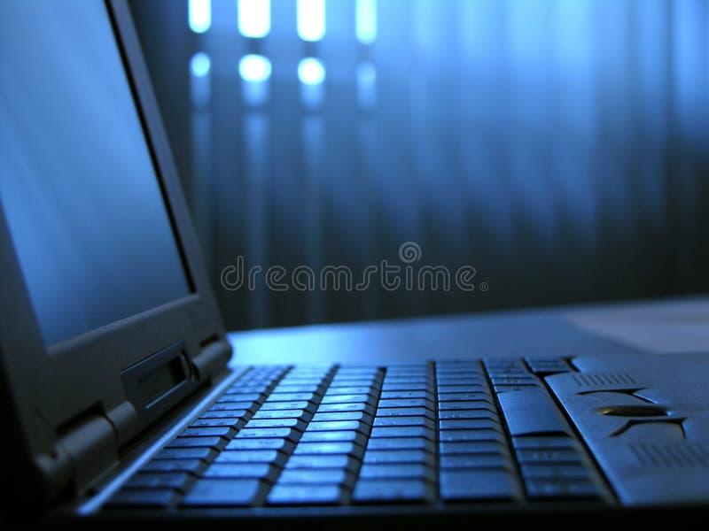 Download Bureau De Début De La Matinée Image stock - Image du laptop, travail: 52797