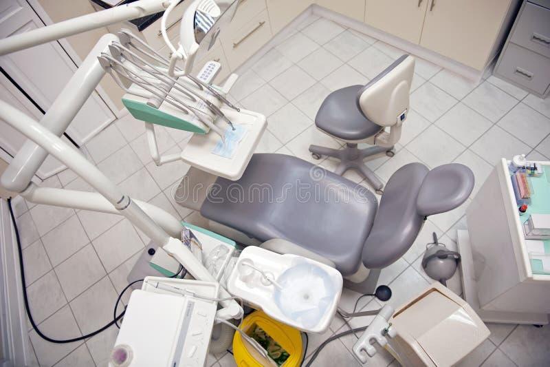 Bureau de dentiste images libres de droits