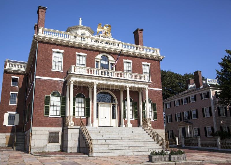 Bureau de douane de Salem photos libres de droits