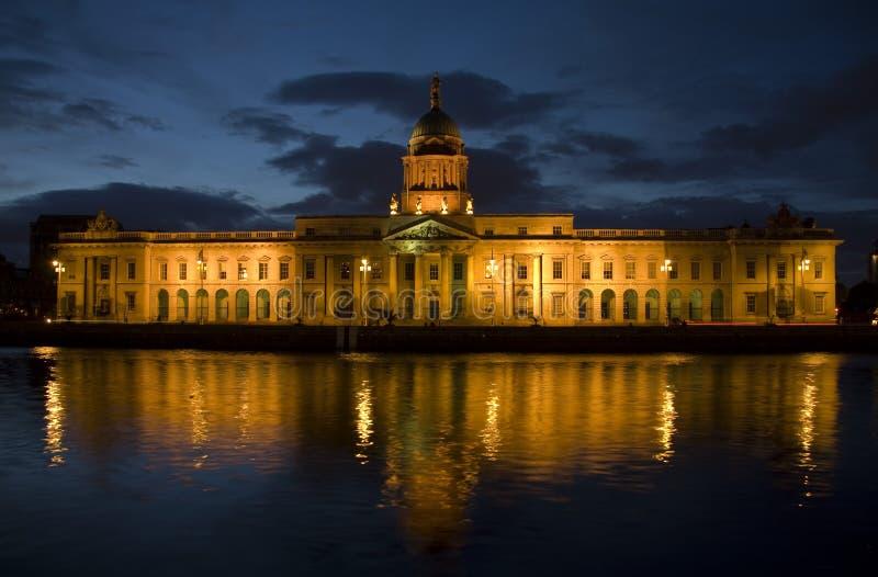 Bureau de douane Dublin image libre de droits