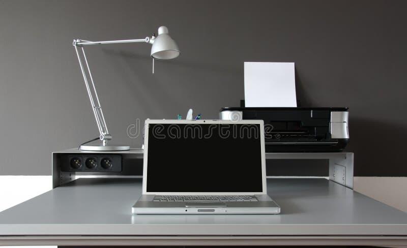 Bureau de face de Home Office  photographie stock