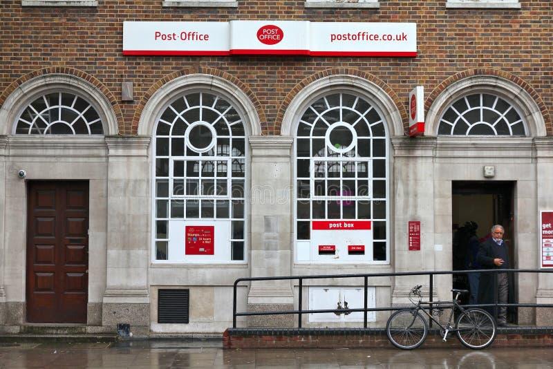 Bureau de poste à londres photo stock éditorial image du people