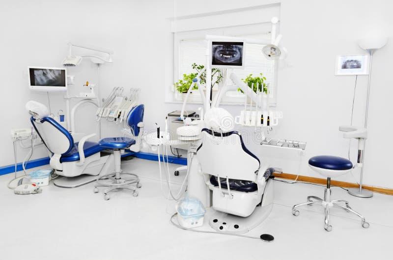 Bureau dentaire photographie stock libre de droits