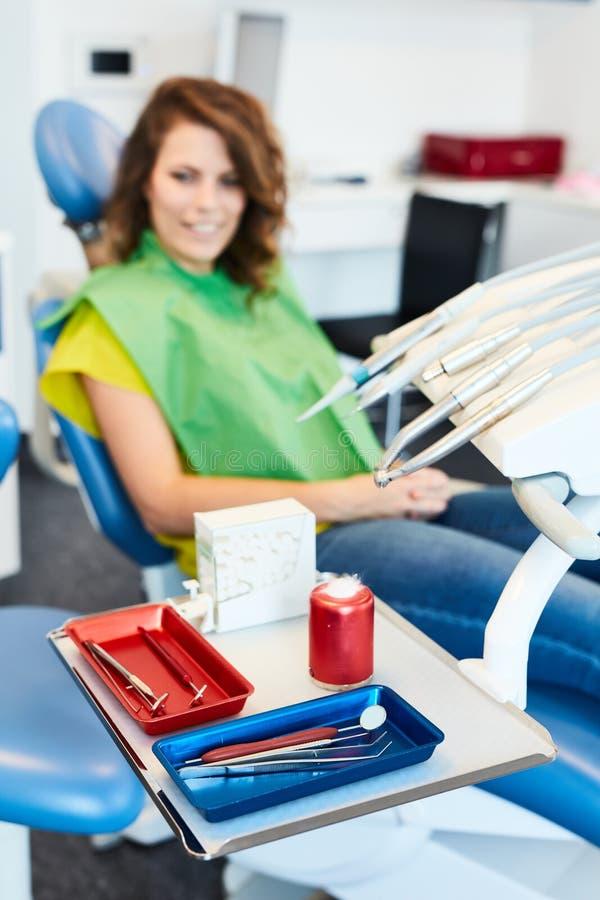 Bureau du ` s de dentiste image libre de droits