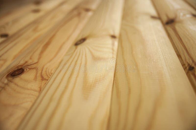Bureau en bois dans la texture de fond de perspective photos libres de droits